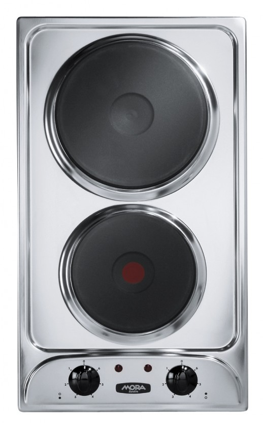Elektrická doska Elektrická varná doska s liatinovými platničkami Mora VDE 310 X