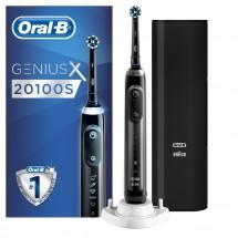 Elektrická zubná kefka Oral-B Genius X 20100S Grey