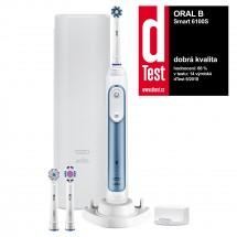Elektrická zubná kefka Oral-B Smart 6 6100S POŠKODENÝ OBAL