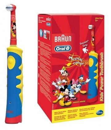 Elektrické kefky Oral-B D 10K