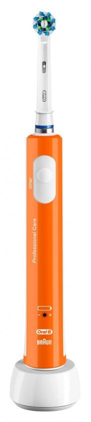 Elektrické kefky Oral-B Pro 400 Oranžový