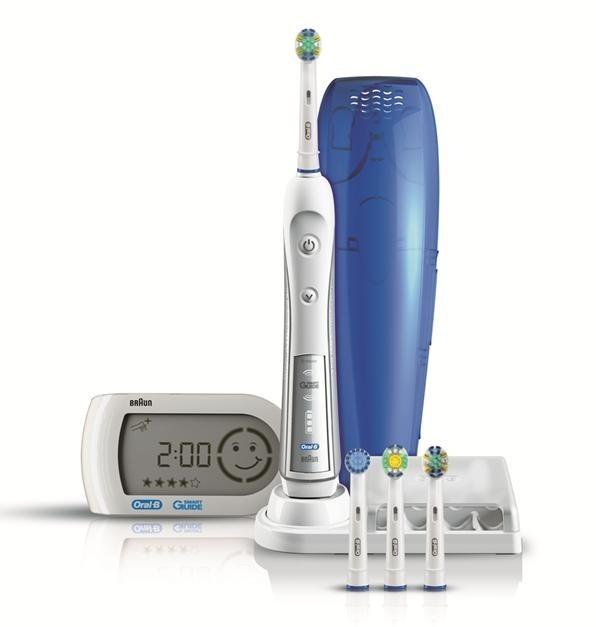 Elektrické kefky Oral-B Professional Care 5000 Triumph D32.546