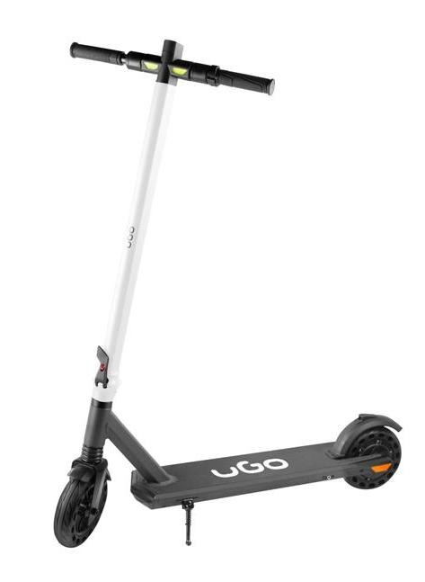 """Elektrické kolobežky Elektrokolobežka Ugo Squbby 8"""", 25km/h, až 18km, až 120kg, biela"""
