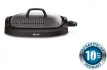 Elektrický stolní gril Tefal Plancha With Lid CB6A0830