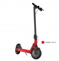 "Elektrokolobežka eSkoter, 25km/h, až 25km, 8,5""pneu, červená"