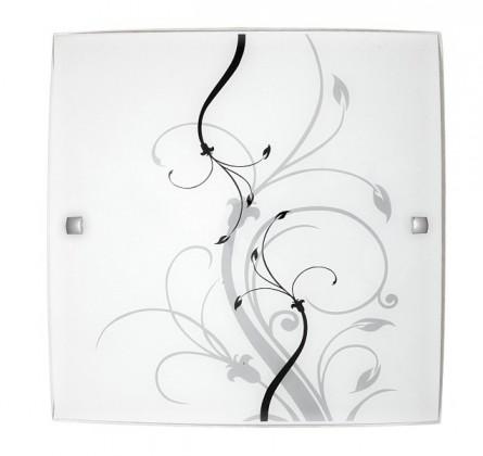 Elina - Nástenná svietidla, E27 (biela/čierna)
