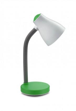 Elis - Lampa stolová (béžová/zelená)