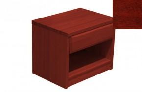 Elis - Nočný stolík (mahagón)