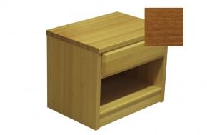 Elis - Nočný stolík (orech)