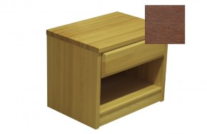 Elis - Nočný stolík (slivka)
