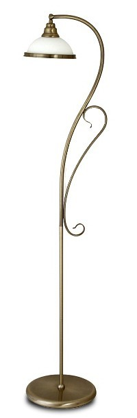 Elisett - Lampa, E27 (bronzová/biela)