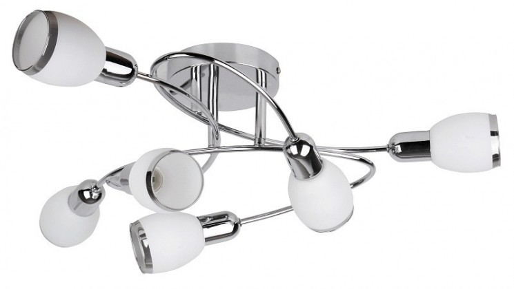 Elite - Stropné osvetlenie, 6064 (chromová)