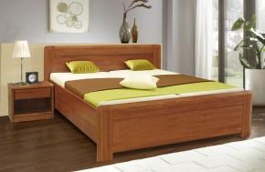 Elza 2 - rám postele 200x180, úložný priestor, výklopný rošt