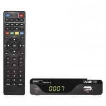 EMOS EM190-S HD HEVC H265 (DVB-T2) POUŽITÉ, NEOPOTREBOVANÝ TOVAR