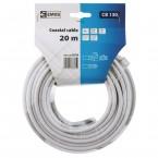 Emos kábel koaxiálny CB130, 20M S5376
