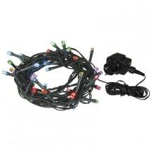 Emos LED dekorační řetěz 40x LED, 4 m, multicolor