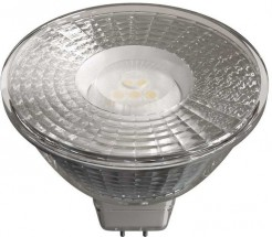 Emos LED žárovka Classic MR16 4,5W GU5,3 studená bílá