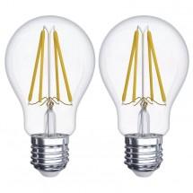 Emos Z742602 LED žiarovka Filament A60 A++ 6W E27 teplá biela