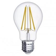 Emos Z74270 LED žiarovka Filament A60 D 8W E27 teplá biela
