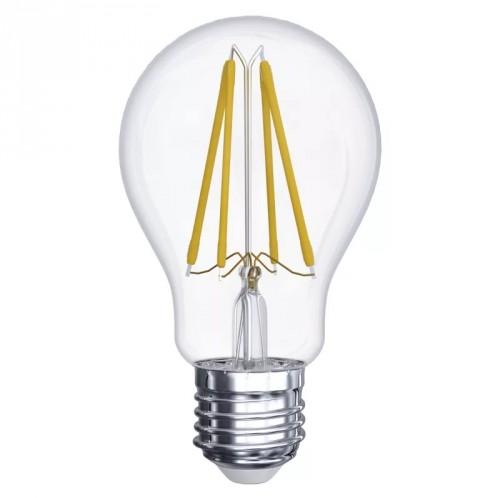 Emos Z74271 LED žiarovka Filament A60 A++ 8W E27 neutrálna biela