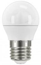 Emos ZQ1121 LED žiarovka Classic Mini Globe 6W E27 neutrál biela