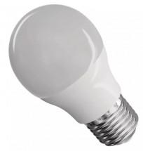 Emos ZQ1131 LED žiarovka Classic Mini Globe 8W E27 neutrál biela