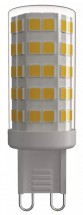 Emos ZQ9540 LED žiarovka Classic JC F 4,5W G9 teplá biela