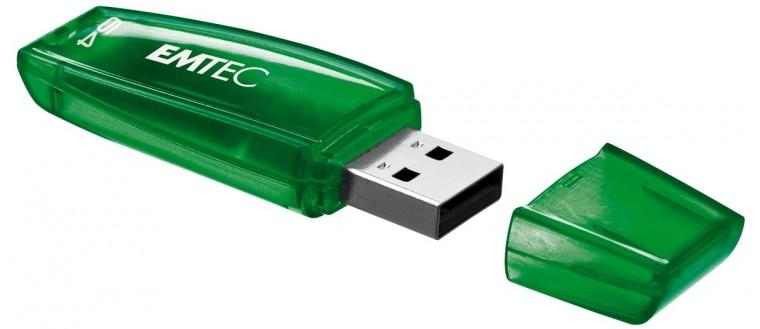 Emtec C400 64GB zelený