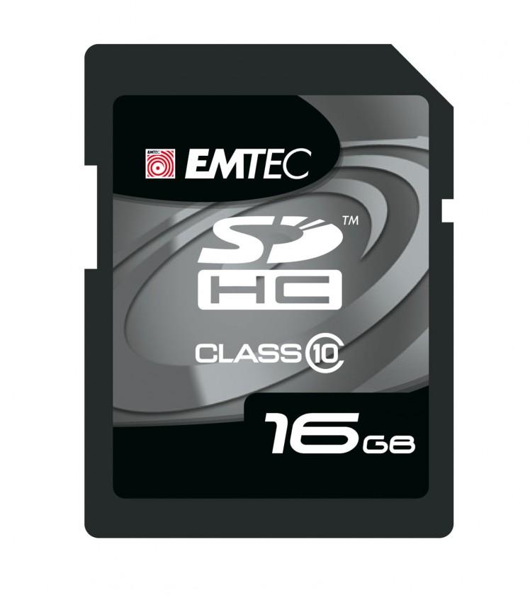 EMTEC SDHC 16GB (Class 10)