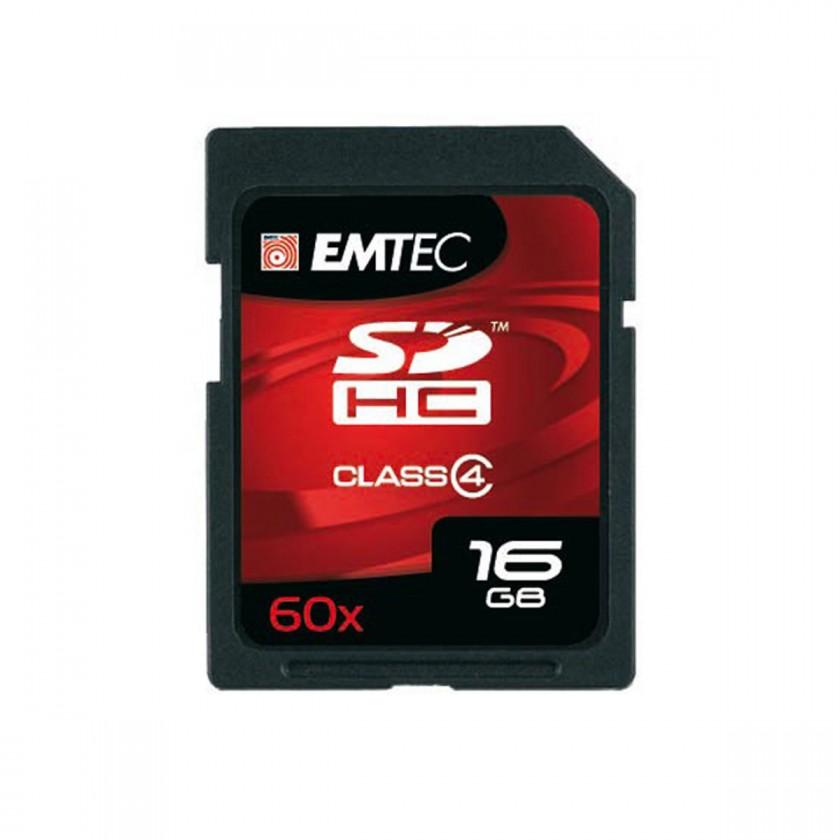 EMTEC SDHC 16GB (Class 4)