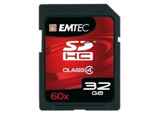 EMTEC SDHC 32GB (Class 4)
