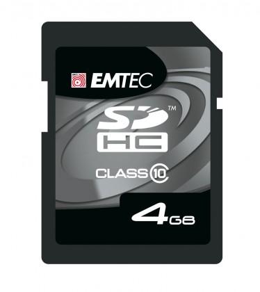 EMTEC SDHC 4GB (Class 10)