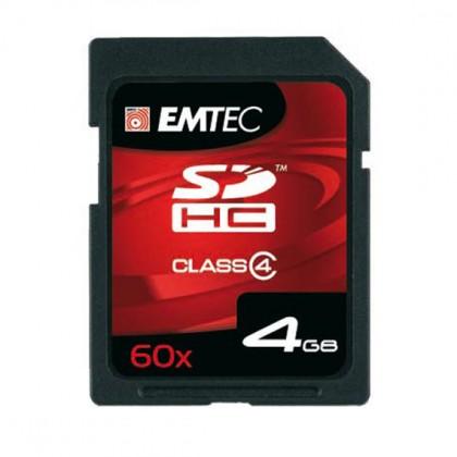 EMTEC SDHC 4GB (Class 4)