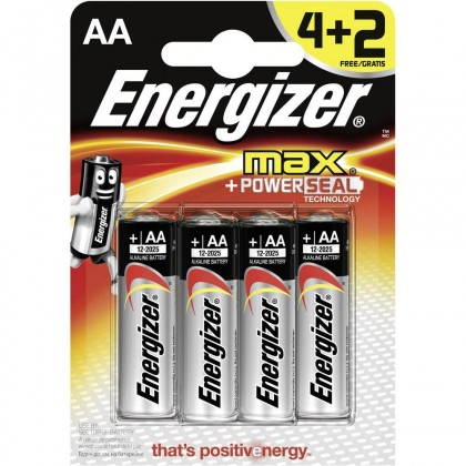 Energizer baterie Ultra AA 4+2
