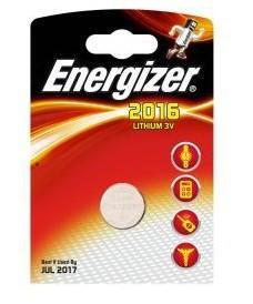 Energizer speciální baterie CR2016