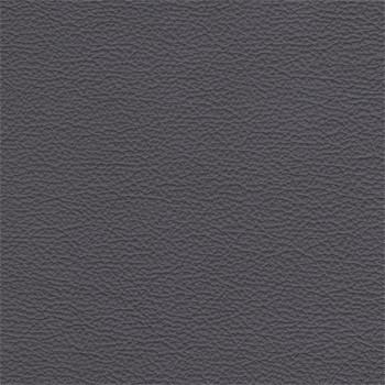 Enjoy - Taburet, kože, kovové nohy (naturelle D 11141 steel)