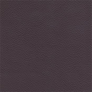 Enjoy - Taburet, kože, kovové nohy (naturelle D 11211 aubergine)
