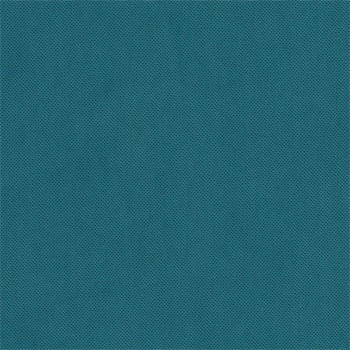 Enjoy - Taburet, látka, kovové nohy (darwin F 716 petrol)