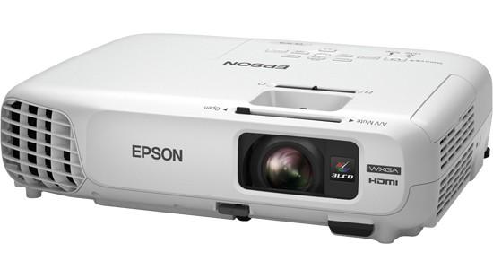 EPSON projektor EB-W18, 3LCD/1280x800/3000ANSI/10.000:1/HDMI/USB