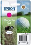 Epson Singlepack 34 DURABrite Ultra T3463 purpurová C13T34634010