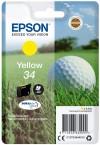 Epson Singlepack 34 DURABrite Ultra T3464 žlutá C13T34644010