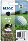 Epson T3461 Black 34, černá - originál