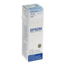Epson T6735 Light Cyan - originální