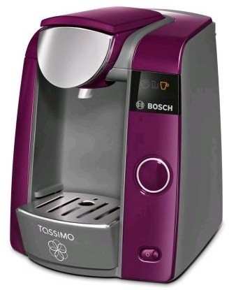 Espresso na kapsule Bosch TAS 4301 Tassimo