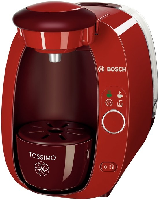Espresso na kapsule  Bosch Tassimo TAS2005EE