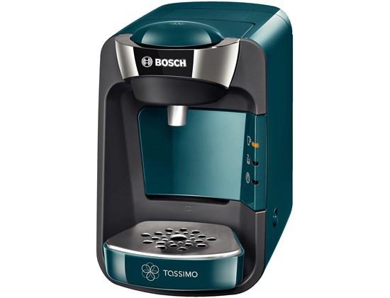 Espresso na kapsule Kapsľový kávovar Bosch Tassimo Suny TAS3205