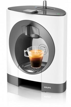 Espresso na kapsule Kapsľový kávovar Krups KP110131 Nescafé Dolce Gusto oblou