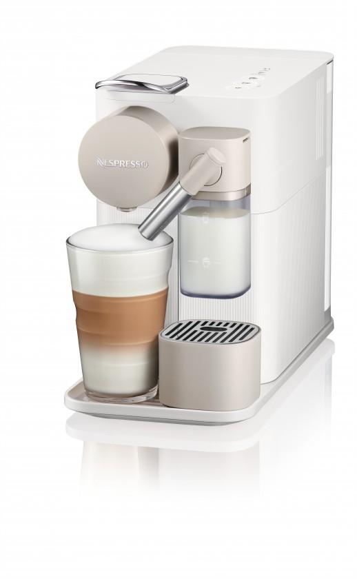 Espresso na kapsule Kapsuľový kávovar De Longhi EN500.W