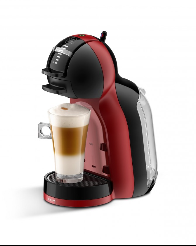 Espresso na kapsule Kapsulový kávovar Krups KP120H31 Nescafé Dolce Gusto Mini Me