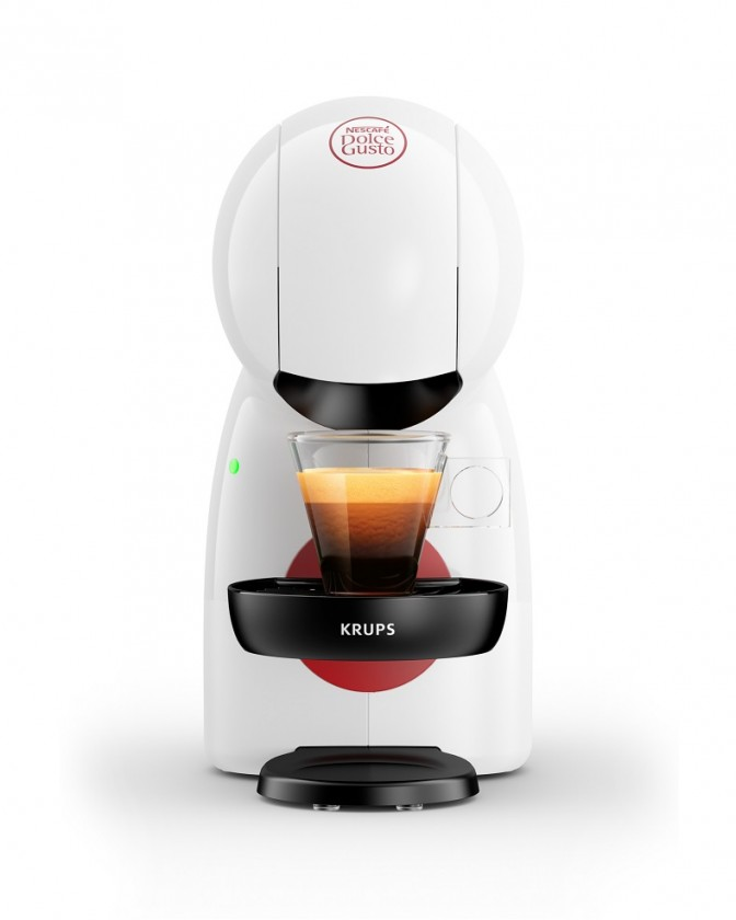 Espresso na kapsule Kapsuľový kávovar Krups Nescafé Dolce Gusto Piccolo XS KP1A0131